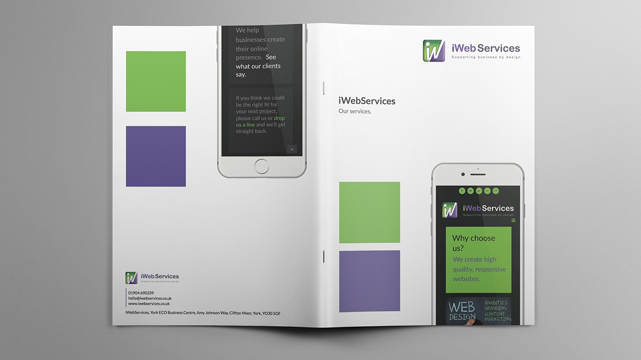 Brochure Design York