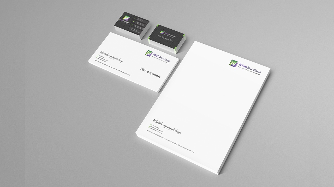 Stationery Design and Printing York