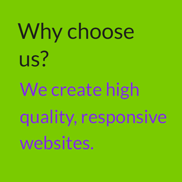 Web Design York